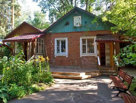 Дом-музей Булата Окуджавы в Переделкино
