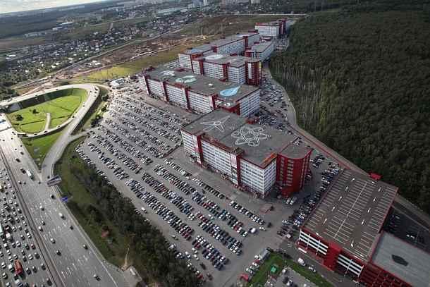Бизнес-центр, Румянцево