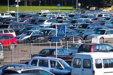 Парковка, перехватывающая парковка