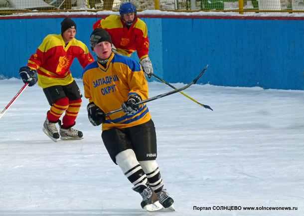 Спорт, хоккей