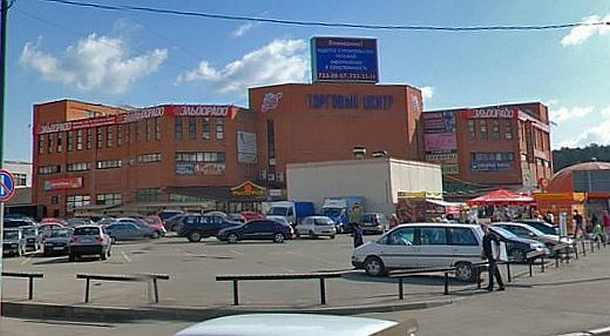 Рынок, Ново-Переделкино / raenza.ru