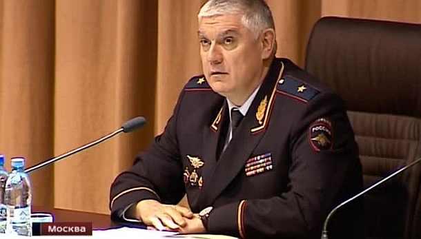 генерал-майор полиции Андрей Пучков