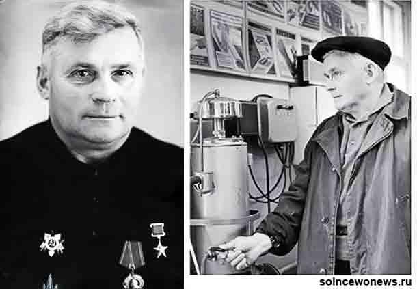 Михаил Иванович Кадочкин
