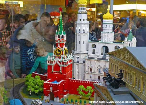 Детский мир, Игрушки, Кремль