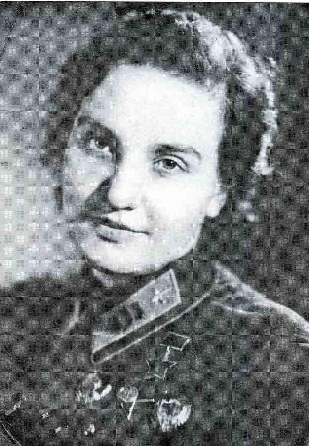 Гризодубова Валентина Степановна - основатель и первый директор НПО «Взлёт»