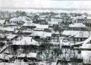 Посёлок Солнцево («Старый» посёлок). 1955-60 годы.