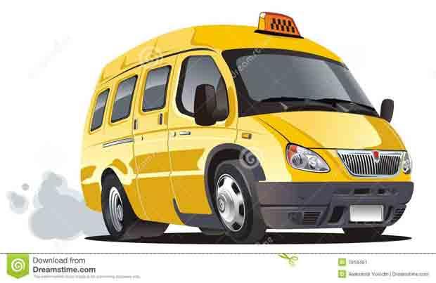 Маршрутка, такси