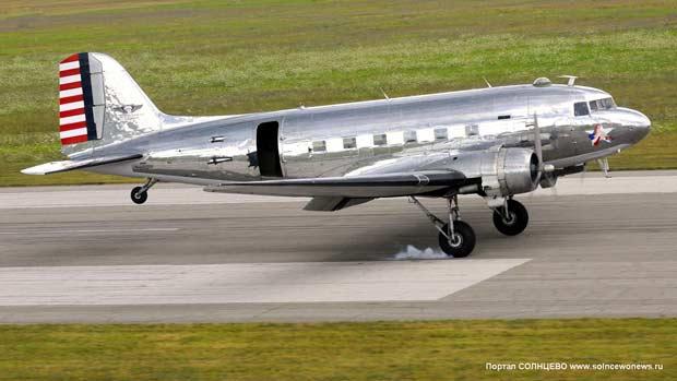 Самолёт Douglas C-47 Skytrain