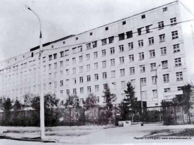 Городская больница 17