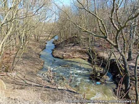 Сетунь, река, долина реки Сетунь
