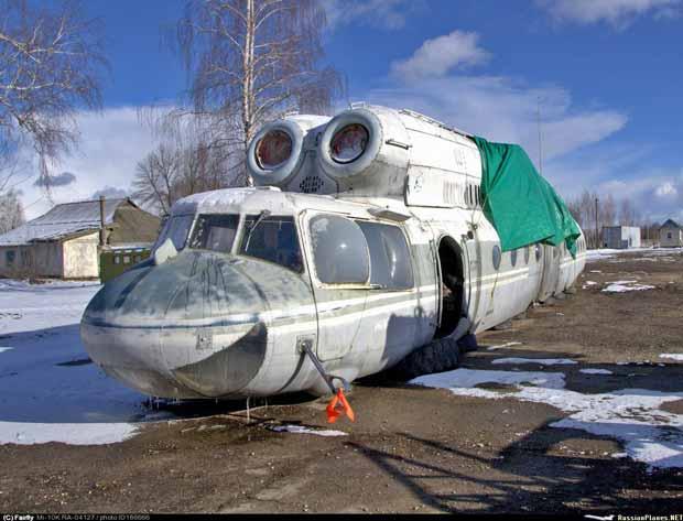 Вертолёт, Взлёт