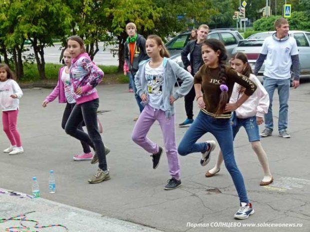 Спорт, дети, физкультура
