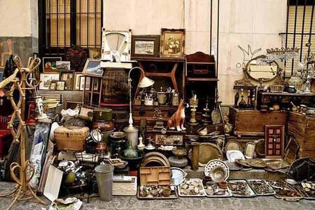 Выставка, старые вещи, арт центр