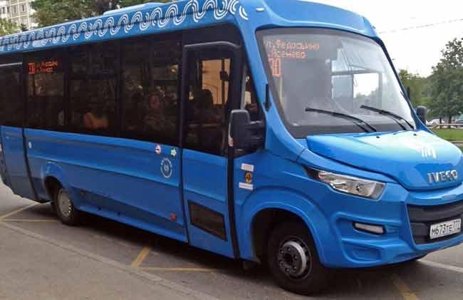 автобус, 330