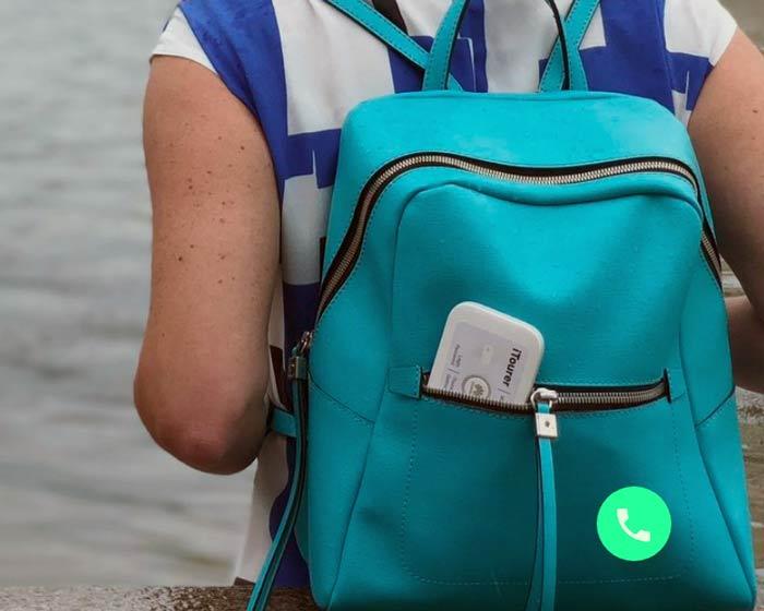 Безлимитный интернет в Европе, рюкзак