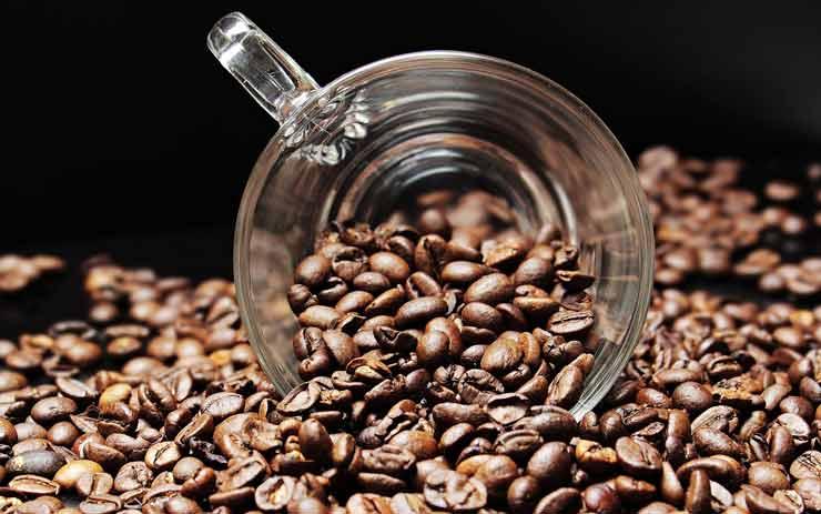 Кофе, зерна, кофе в зернах