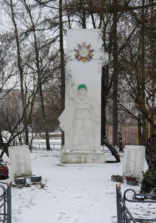 Обелиск памяти погибшим в 1941-1945 гг. жителям деревни Суково