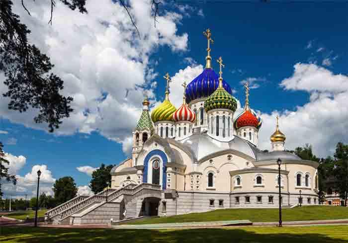 Соборный храм благоверного князя Игоря Черниговского