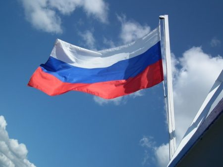 флаг, россия