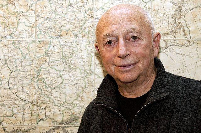 Бард и геофизик Александр Городницкий
