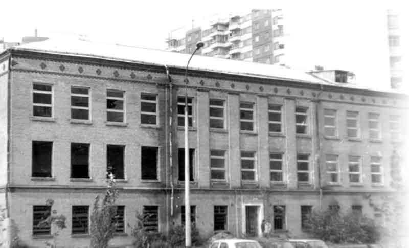 Школа Борец в Ново-Переделкино, Историческое фото