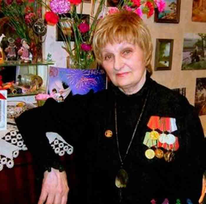 Генриетта Тимофеевна Кауркина